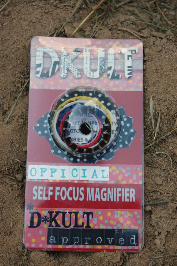 DKULT Self Focus Magnifier