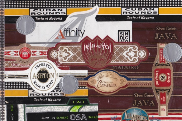 A Cigar Band Sampler 015/365
